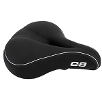 9x11 Extra Deep Relief Zone Bicycle Seat