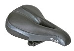 5x9 Extra Deep Relief Zone Bicycle Seat